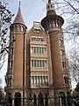 Vista frontal de la «Casa de les Punxes».jpg
