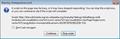 Visual Editor unresponsive script warning.png