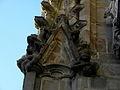 Vitré (35) Église Notre-Dame Façade sud 3ème contrefort 03.JPG