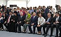 Vladimir Putin and President of Singapore Halimah Yacob attended the groundbreaking ceremony for a Russian Cultural Centre. 03.jpg