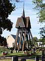 Voxtorps kyrka bell tower.jpg