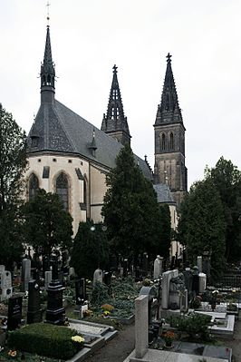 Vysehrad cemetery church.jpg