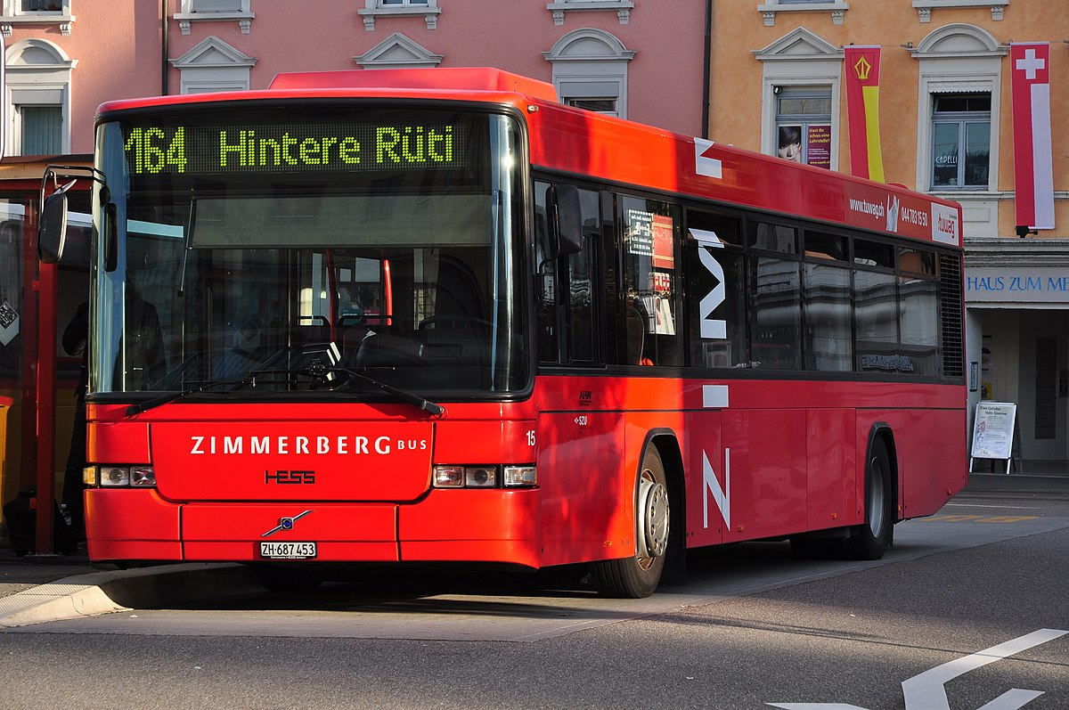 Zimmerberg bus line wikipedia for Innendekoration hunenberg