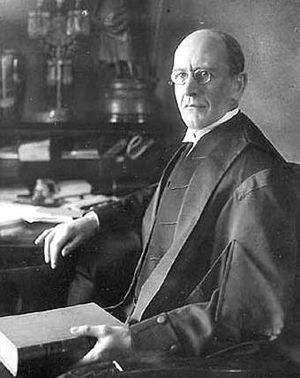 William Carlos Ives - Ives in the 1930s, while sitting on the provincial supreme court