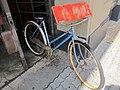 WTF Marlene Oostryck Bike outside Moore & Moore.jpg