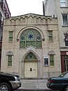 Broadway Synagogue, Old