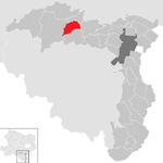 Waidmannsfeld in the WB.PNG district