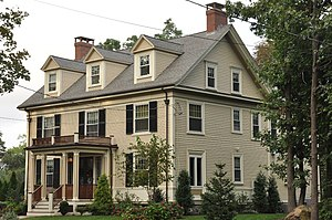 House at 20 Morrison Road - Image: Wakefield MA 20Morrison Road