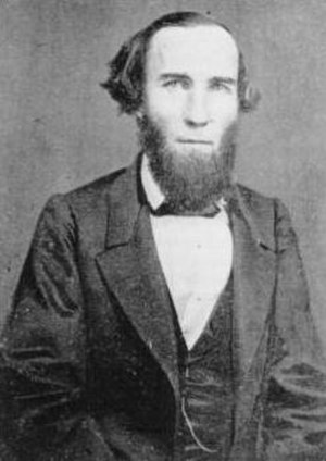 Confederate States Secretary of War - Image: Walker, Leroy Pope 1