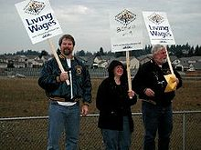 Walmart campaign Jobs with Justice Rally held in Graham Washington.jpg