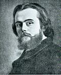 Portrait de Léon Walras.