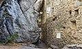 Waltensburg-Vuorz. Ruïne Burg Kropfenstein (Casti Grotta) (actm) 01.jpg