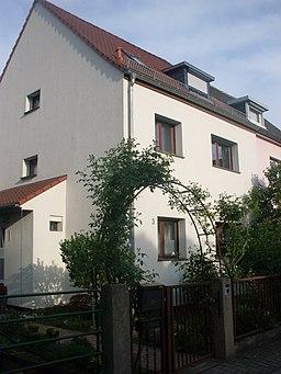 Walter-Flex-Straße in Mannheim