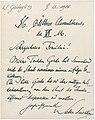 Walter Leistikow Entschuldigung 1906-12-09.jpg