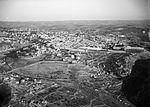 Walter Mittelholzer. Jerusalem aus der Luft, 900 m Höhe. 1934 (z eth 0255995).jpg