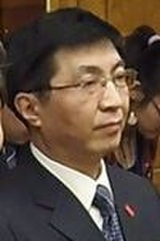 Wang Huning - Image: Wang Huning 2013