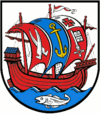 Coat of arms of Brēmerhāfene