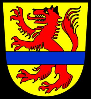 Aholming - Image: Wappen von Aholming