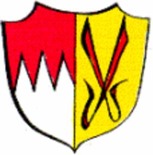 Franconian Rake - Image: Wappen von Frankenwinheim