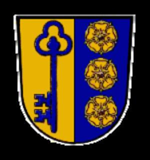 Greußenheim - Image: Wappen von Greußenheim