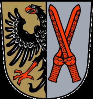 Sachsen bei Ansbach - Image: Wappen von Sachsen b.Ansbach