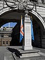 War memorial outside Somerset House - geograph.org.uk - 1802238.jpg