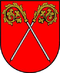 coat of arms of the city of Warin