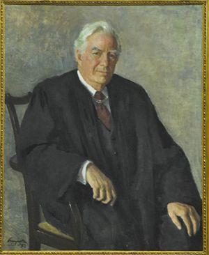 Burger Court - Chief Justice Warren Burger