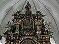 Warstein, Alte Kirche St. Pankratius 06-Altar.JPG