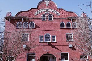 Washington Hall (Seattle) United States historic place