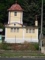 Water works building (1890s) in Fonyód, 2016 Hungary.jpg