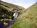 Waterfall ,Ease Gill - geograph.org.uk - 262874.jpg