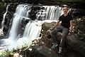 Waterfall Self-Photo (14268260048).jpg