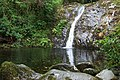 Waterfall near Rowlyn Isa above Tal y Bont - geograph.org.uk - 212690.jpg