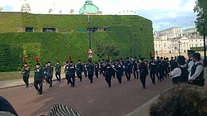 The Rifles - The Waterloo Band of The Rifles in London