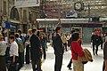 Waterloo Station Concourse - Ascot week - geograph.org.uk - 632358.jpg