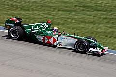 Webber al Gran Premio degli Stati Uniti 2004