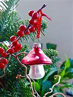 Decoration De Traineau De Noel