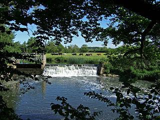 Yeovilton village in the United Kingdom