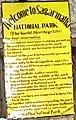 Welcome to Sagarmatha sign, Sagarmatha National Park Jorsale Entrance (7476662016) (cropped).jpg