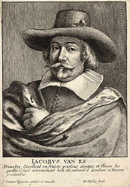 Wenceslas Hollar - Jacob van Es (State 1).jpg