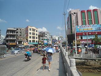 Wenchang - Downtown