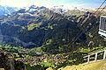Wengen and Lauterbrunnen valley from Mannlichen.jpg