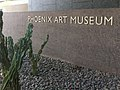 Went with friends to the Phoenix Art Museum to see the exhibit on Cézanne and Modernism - http-www.phxart.org-cezanne- (4985642074).jpg