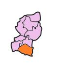 West Garo Hills Subdivisions Dalu