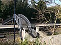 Whatstandwell Railway Station - Platform Footbridge - geograph.org.uk - 592009.jpg