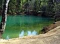 Wieściszowice, Błękitne Jeziorko (zwane też Szmaragdowym, Niebieskim lub Lazurowym) - fotopolska.eu (172766).jpg