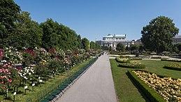 Volksgarten Wien Wikipedia