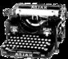 Wikiuutiset logo typewriter.png
