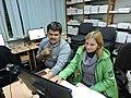 Wikiworkshop in Kharkiv 2018-11-10 by Kharkivian 03.jpg